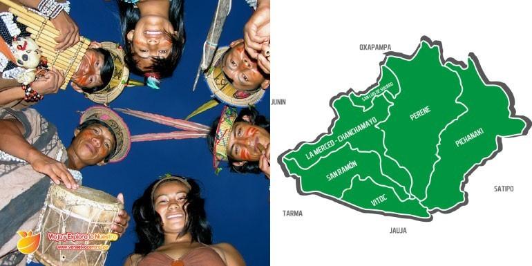 Turismo en Chanchamayo - Selva Central
