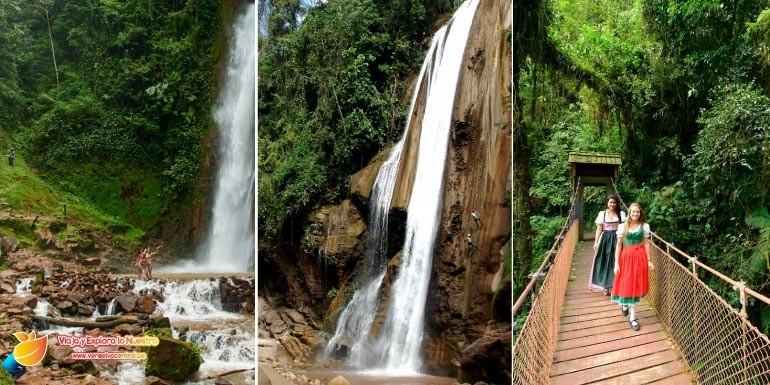 [Fotos] Cataratas de la Selva Central: Chanchamayo, San Ramón, Oxapampa Pichanaqui, Perené, Satipo y Atalaya
