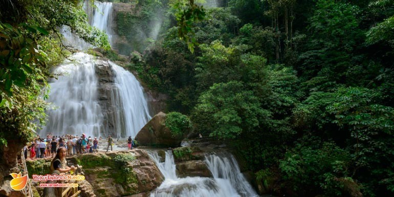 Catarata Bayoz ¡Una maravilla de Chanchamayo y toda la Selva Central!