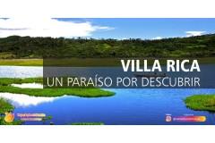 Villa Rica, sus lugares turísticos y un paraíso por descubrir