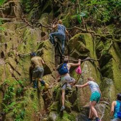 Cascada Borgoña, tours a lo indiana jones, Chanchamayo
