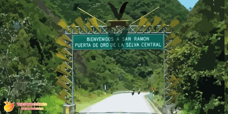 Turismo en la Selva Central: Chanchamayo, Oxapampa y Satipo . Lugares que debo conocer y disfrutar