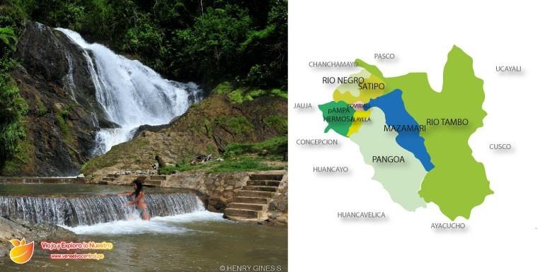 Turismo en Satipo - Selva Central