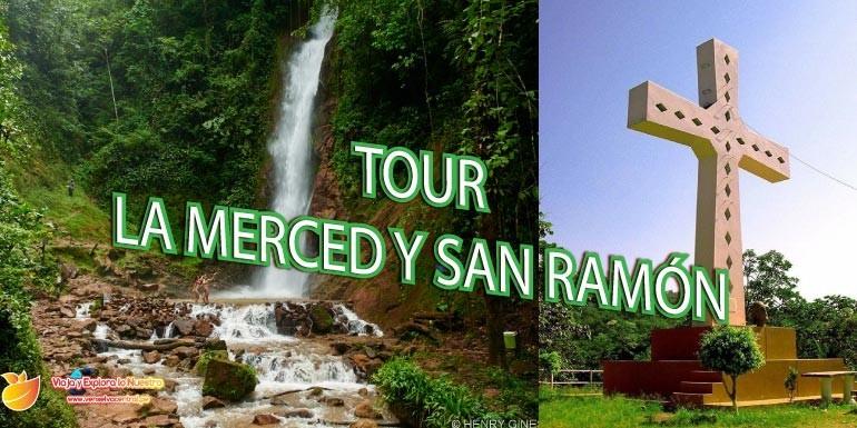 Tour La Merced y San Ramón en Chanchamayo, lugares y fotos