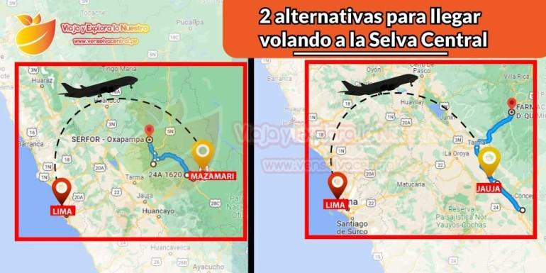 Oxapampa: Mirador Turístico Florida