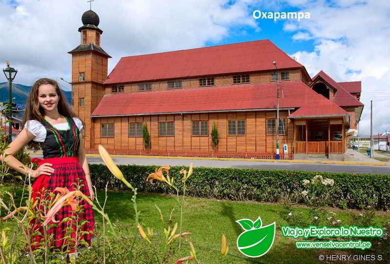 Paquete de Viaje:SAN RAMON / LA MERCED – OXAPAMPA – POZUZO - PERENE  en 4 dias y 3 noches